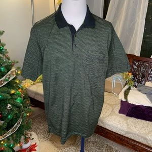 Mens Izod Golf Classix Polo Shirt Sz XL.